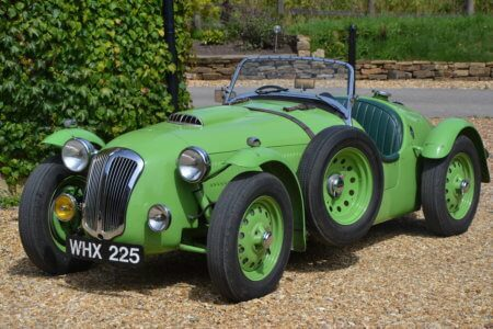 2020 Celtic Challenge to Honour 1950s TT Racer