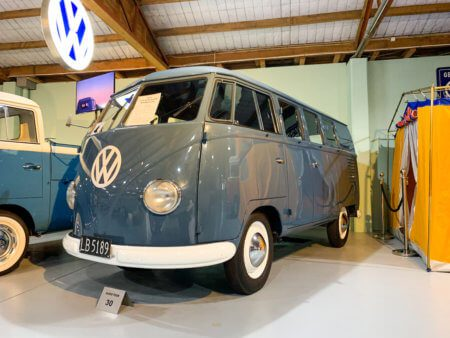 New Volkswagen Kombi exhibit announced at the world's largest private automotive museum