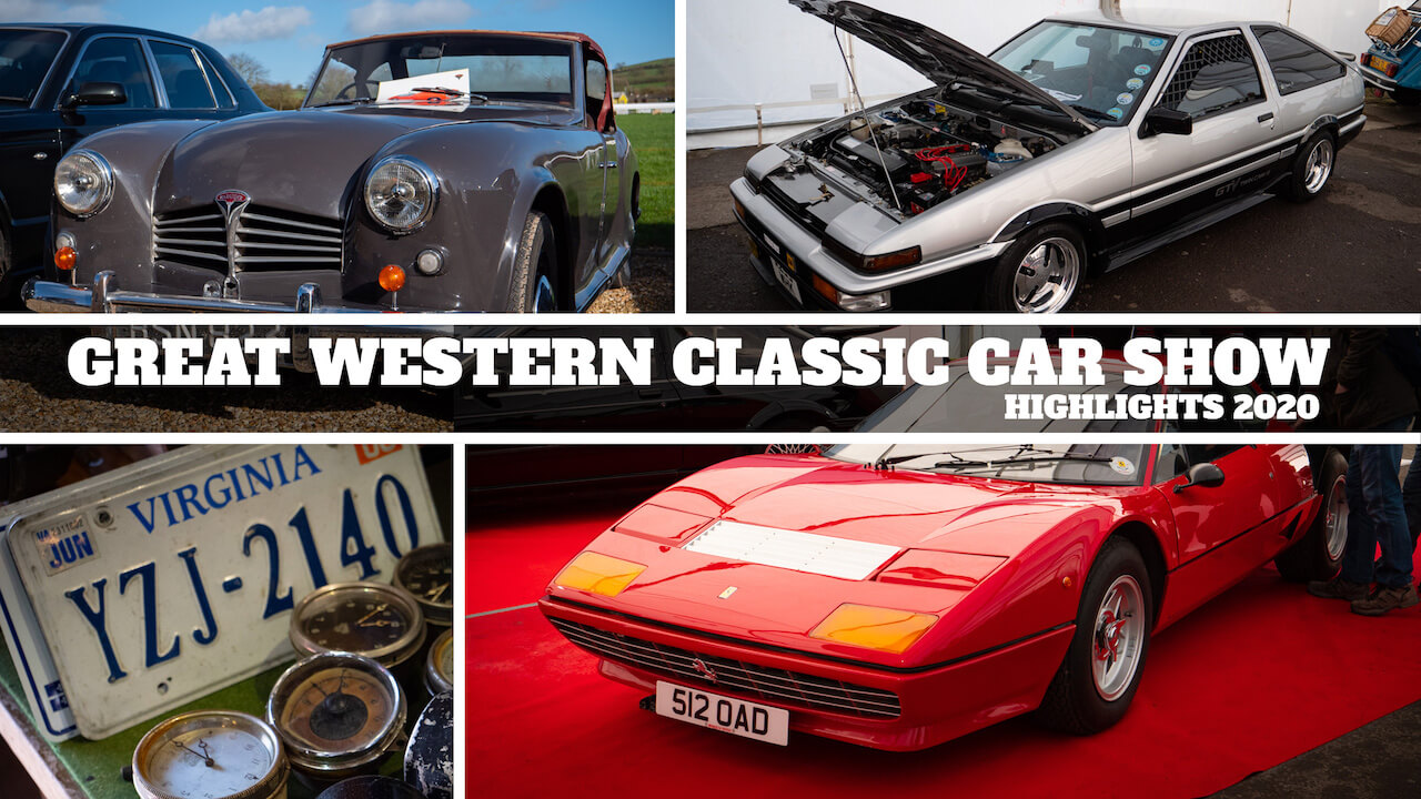 Great Western Classic Car Show Highlights