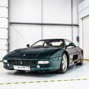 Neglected 'Barnfind' Ferrari F355 Recommissioned by H.R. Owen Ferrari