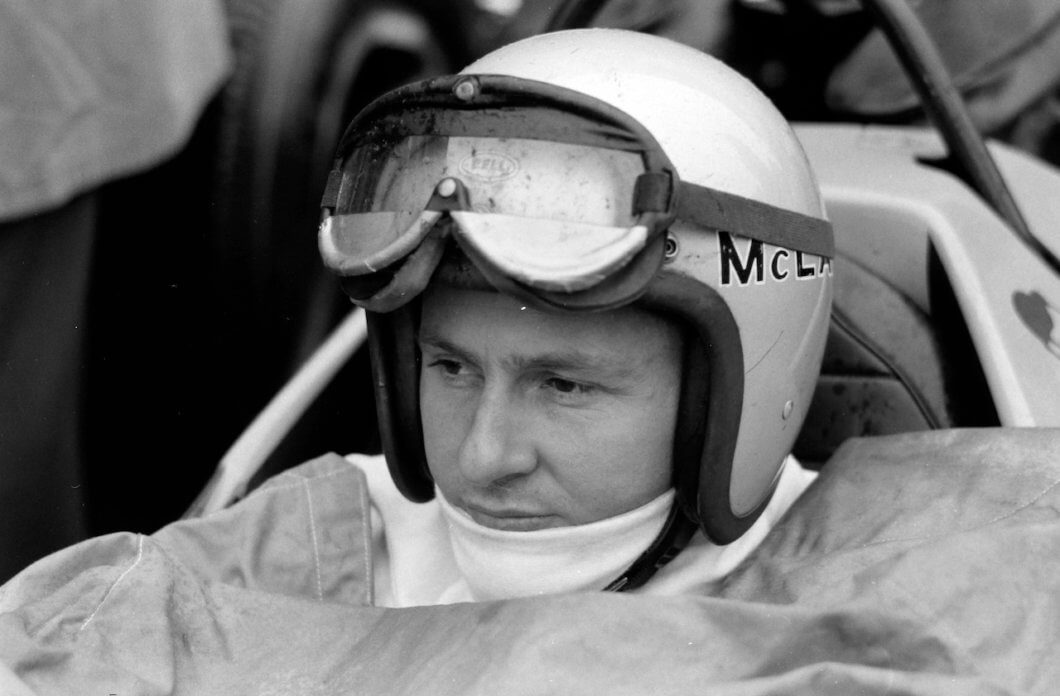 Bruce McLaren to be honoured at The London Classic Car Show