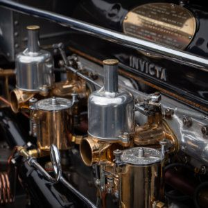 FIVA issues statement on Electric Classic Car Conversions