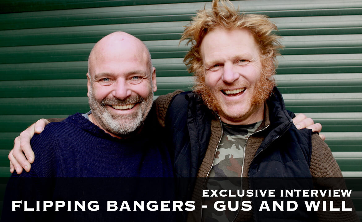 Exclusive Interview with Gus and Will of Flipping Bangers