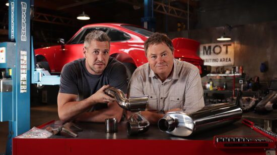 New Series of Wheeler Dealers with Mike Brewer Exclusive Chat