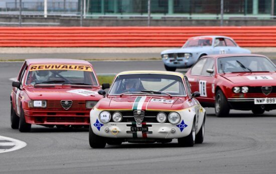 Alfa Romeo Anniversary to be celebrated at 2020 Silverstone Classic