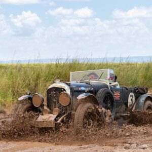 1927 Bentley takes top honours on epic East African adventure