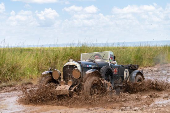1927 Bentley takes top honours on epic East African adventure