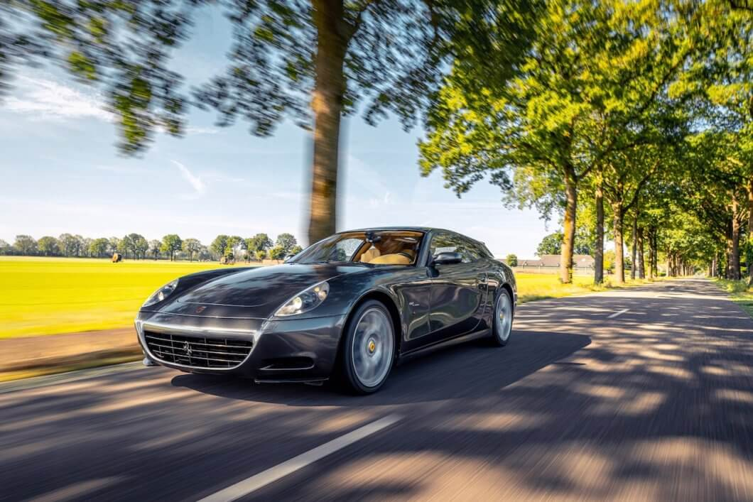 Bonhams to offer rare 2005 Ferrari 612 Shooting Brake