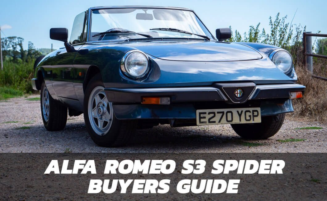 Alfa Romeo S3 Spider Buyers Guide
