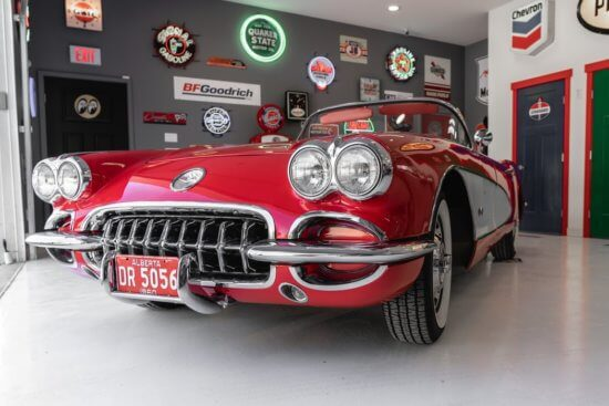 The best uses for your Classic Car Garage