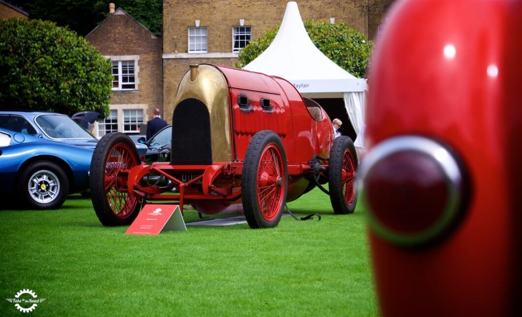 London Concours rescheduled to August