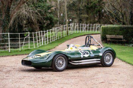Unique 1956 Lister-Maserati racer leads Bonhams private sale