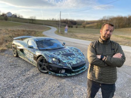 Tom Wookie Ford's new series Hard Cell exclusive interview