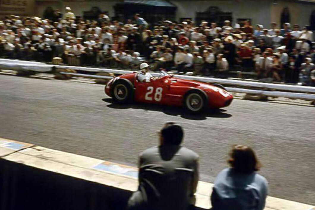 Maserati celebrates 70 years since Maserati 4CLT F1 win