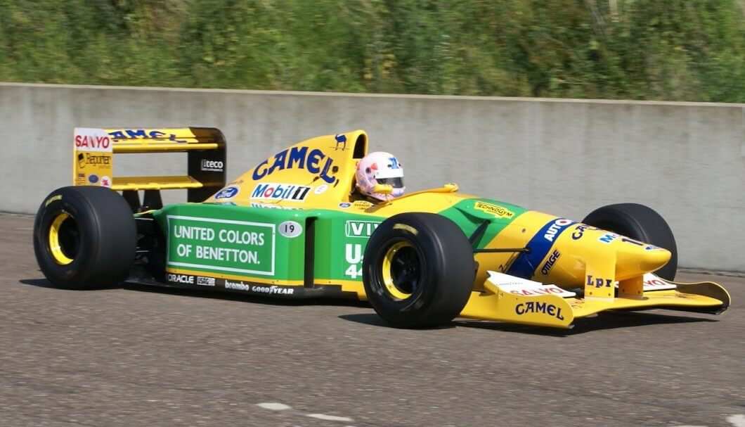 Insuring a Historic Formula 1 car for less than a Ford Sierra
