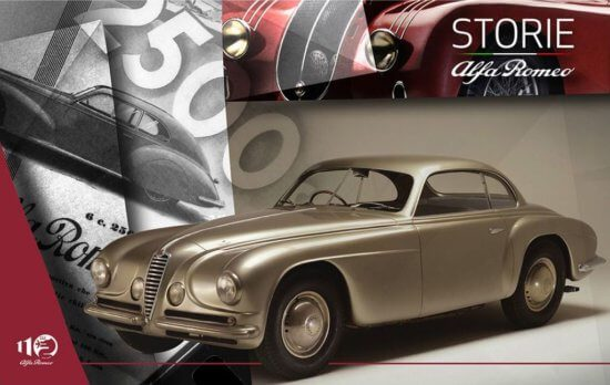 The elegance of the Alfa Romeo 6C 2500 Villa d'Este