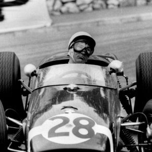 60 years since Sir Stirling Moss first Lotus victory