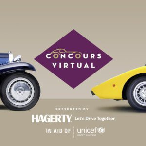 Concours Virtual to raise funds for UNICEF UK