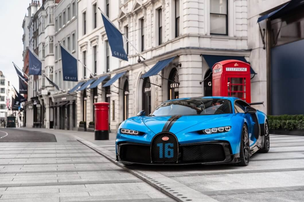HR Owen previews new Bugatti Chiron Pur Sport