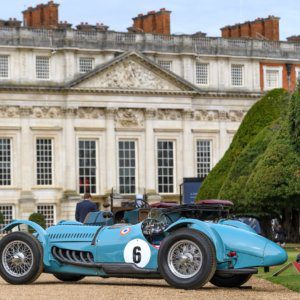 Concours of Elegance set for great event this September