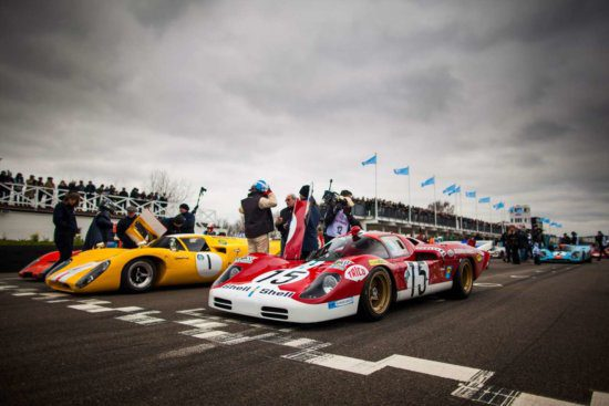 Goodwood moves 2020 Festival of Speed and Revival to 2021