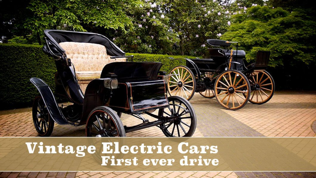 Take to the Road Video Feature: The Forgotten Vintage Electric Cars