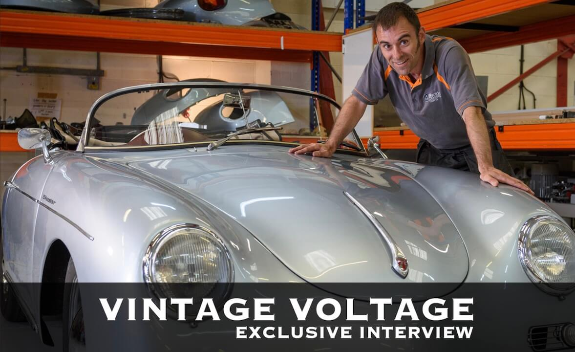 Vintage Voltage – new series exclusive interview