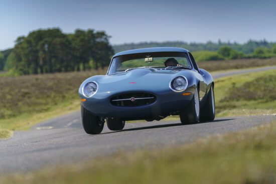 Eagle launches the ultimate Lightweight E-Type