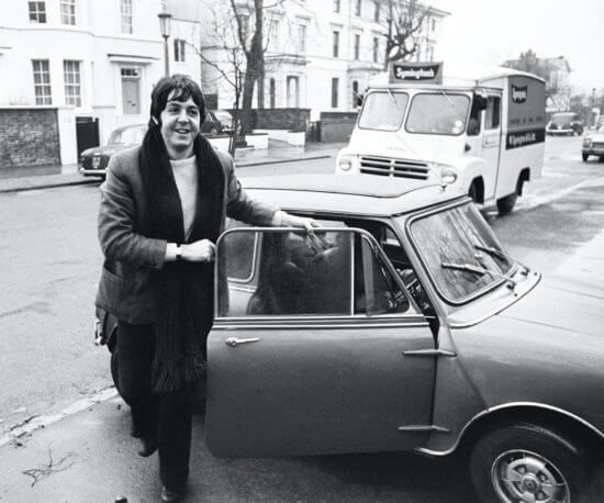 60 Facts and Figures about the Classic Mini