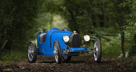 Concours of Elegance launches the Junior Concours