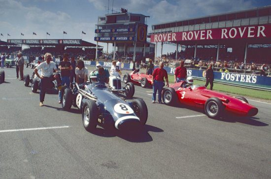 Silverstone Classic online 30th Anniversary Party announced