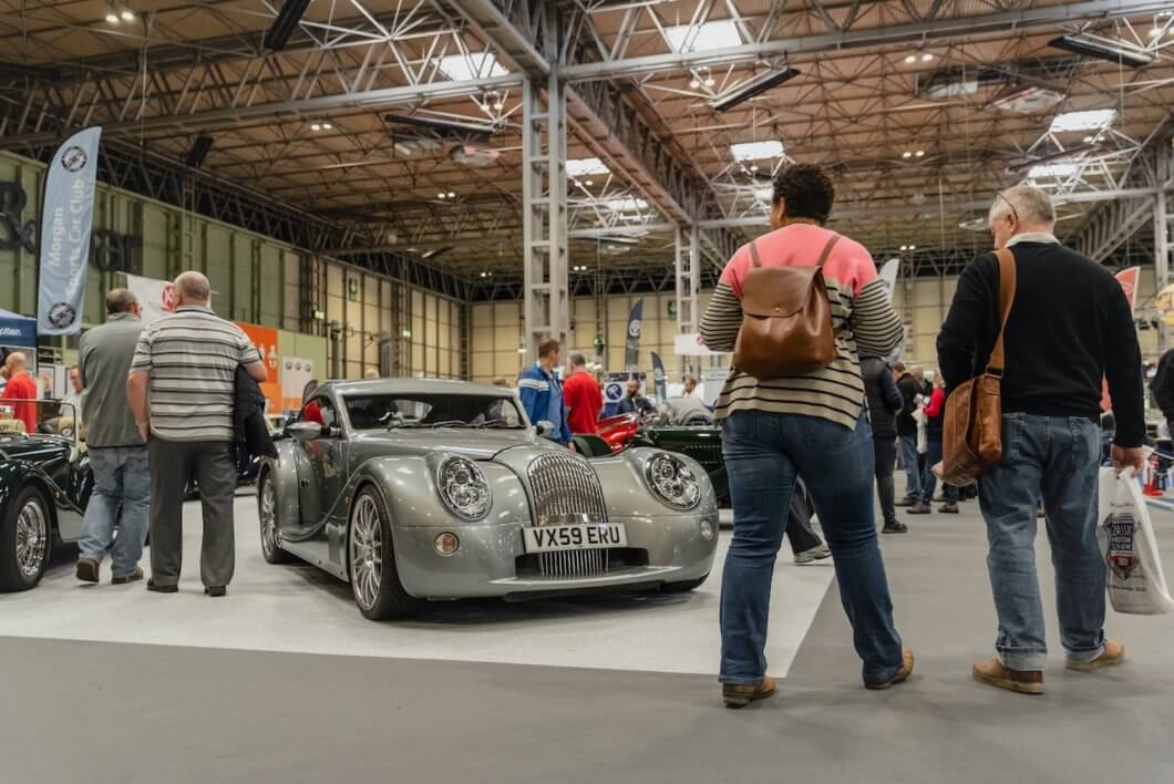 Lancaster Insurance Classic Motor Show set for November return