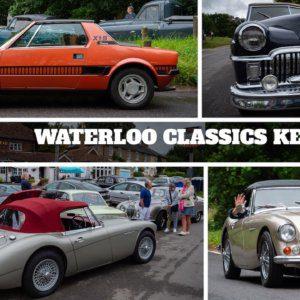 Waterloo Classics first Kent Tour Highlights