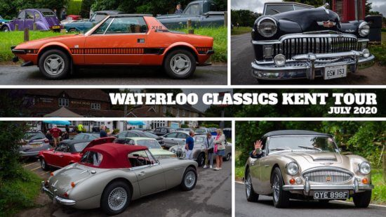 Waterloo Classics first Kent Tour Highlights