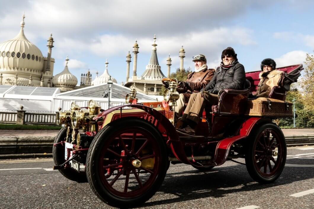 London to Brighton Veteran Car Run gets the greenlight