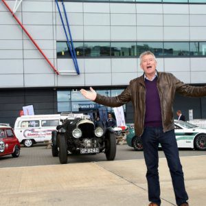 TV Stars to host Silverstone Classic 30th Anniversary party