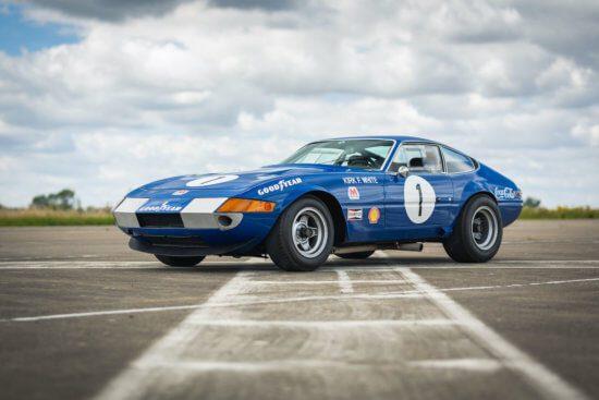 Ferrari 365 GTB/4 Daytona Independent Competizione heads to auction