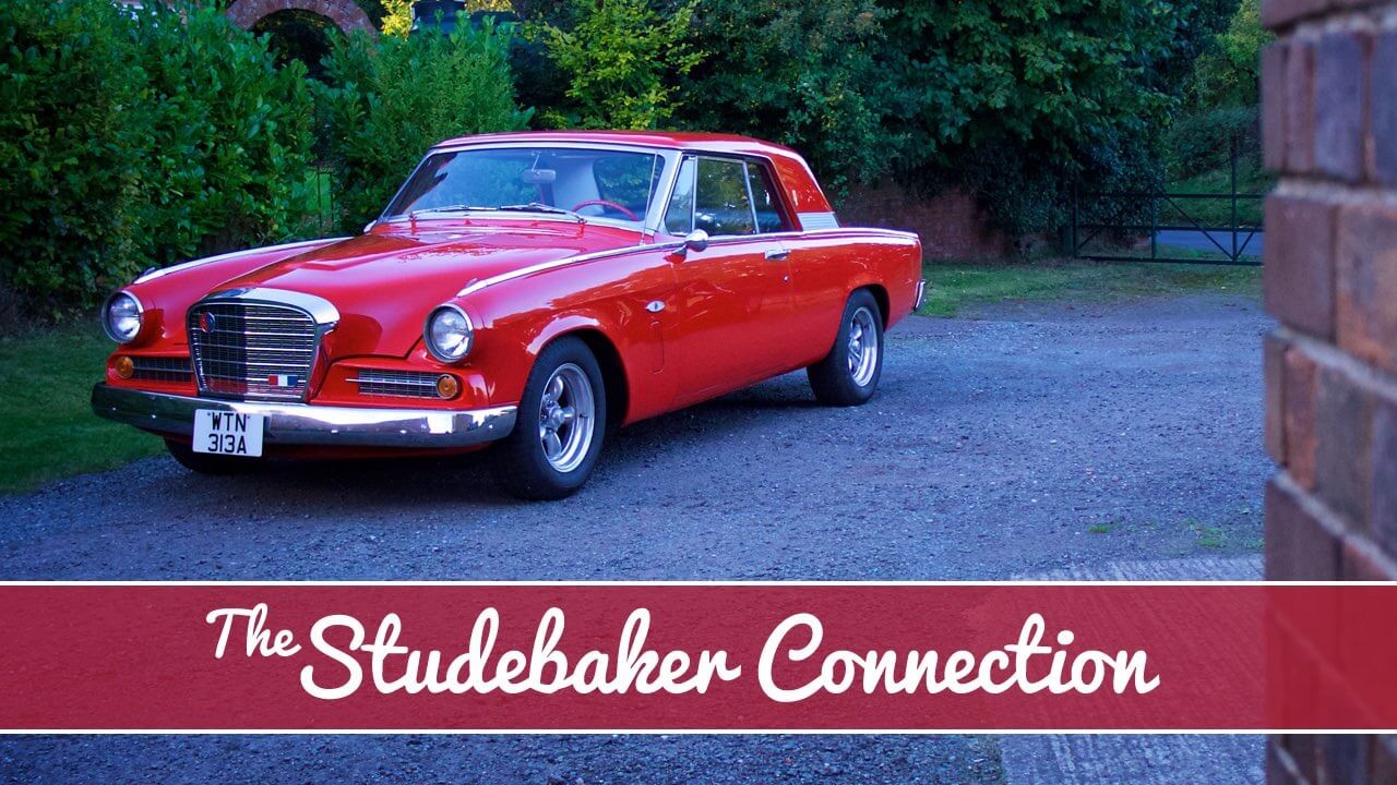 Take to the Road Video Feature: The Studebaker Connection