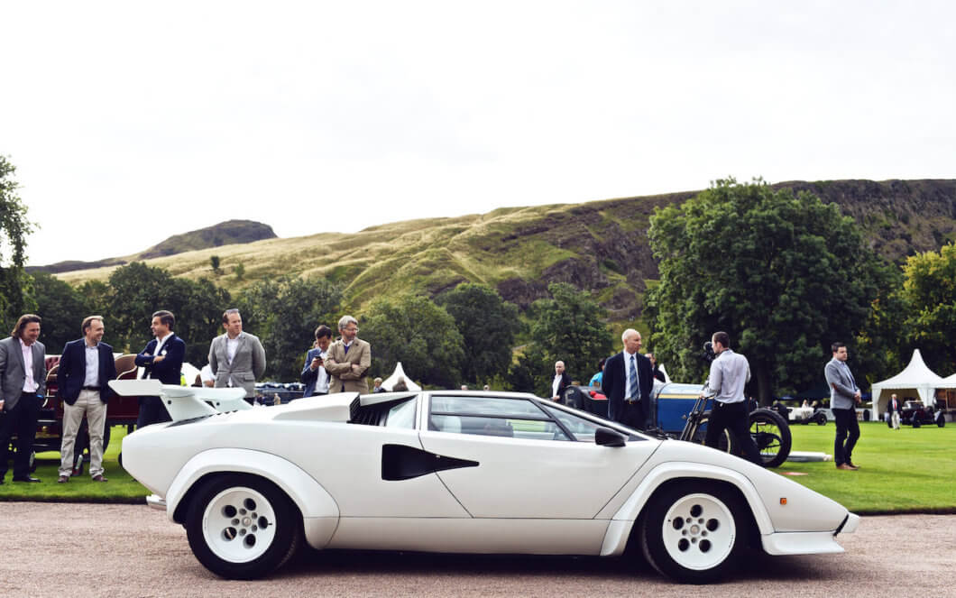 The best of Lamborghini to showcase at London Concours 2020