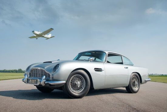 Touring Superleggera confirmed for this years Salon Prive