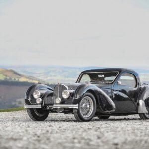 Gooding & Company's Auction joins Concours of Elegance 2020