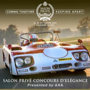 Spectacular Alfa Romeo Racers to headline at Salon Privé