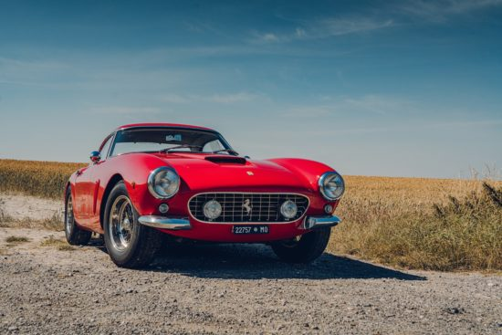 GTO Engineering announces the 250 SWB Revival