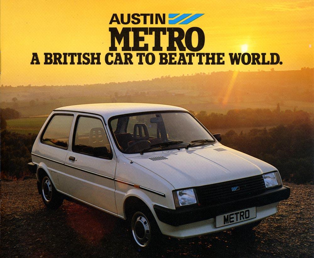 British Motor Museum hosts new Metro at 40 online exhibition