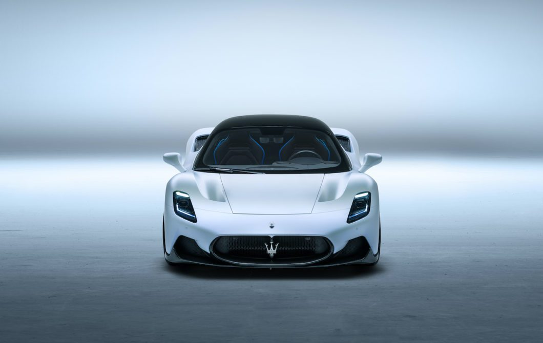 Maserati unveils successor to the MC12 - the new MC20