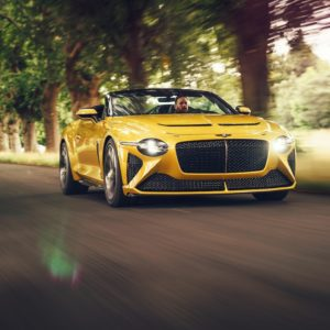 Salon Prive to host trio of debuts for Bentley Mulliner