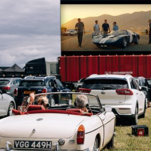 Final countdown to The Classic Car Drive In Weekend