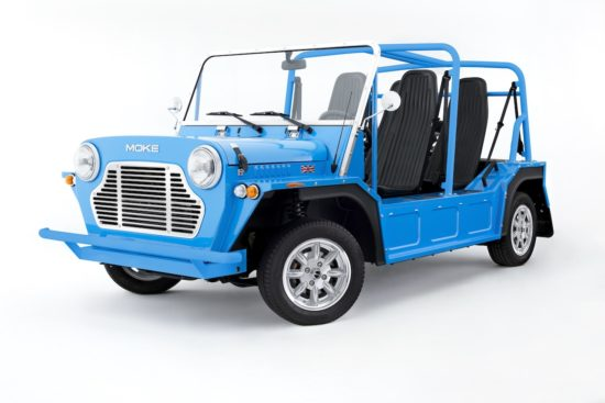 The iconic MOKE is making a comeback