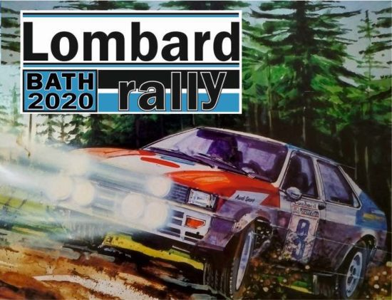 Lombard Rally Bath to go ahead in October