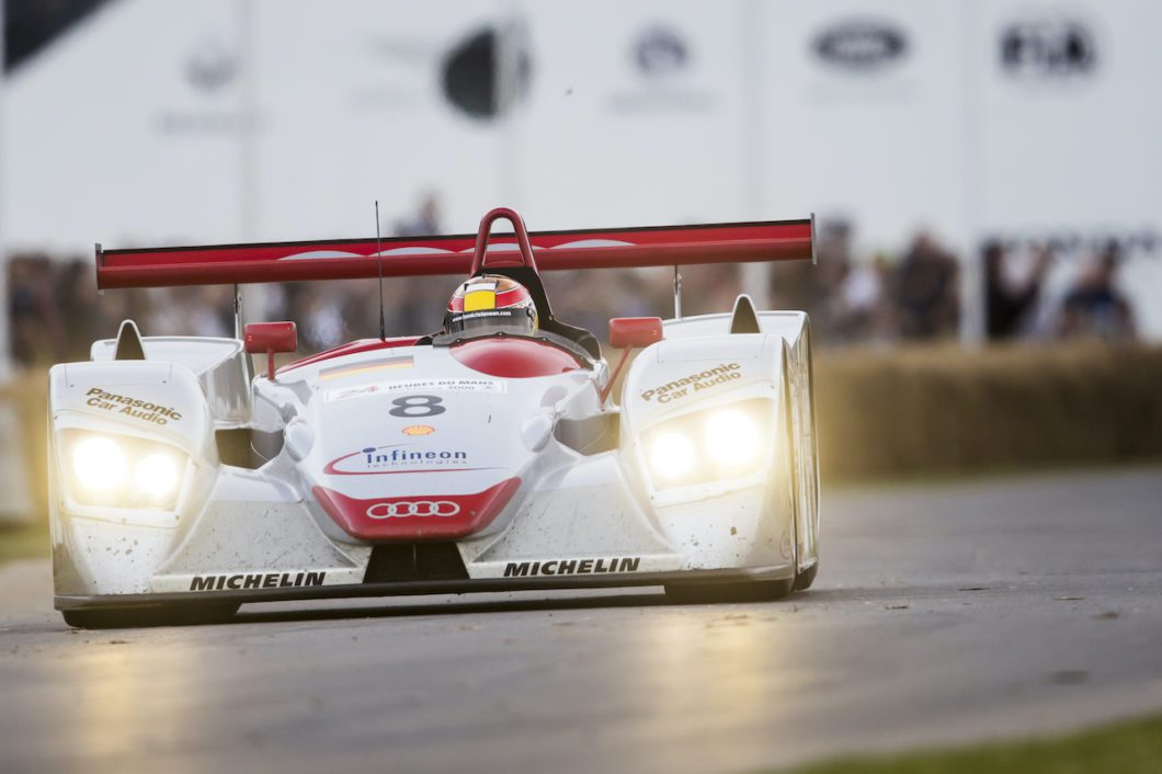 Goodwood Speedweek set for October